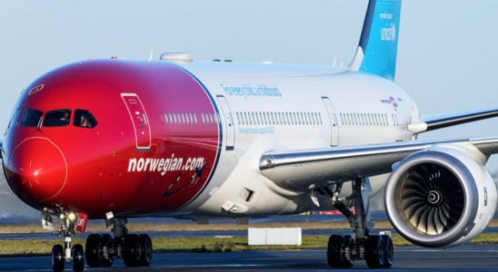 avion norwegian