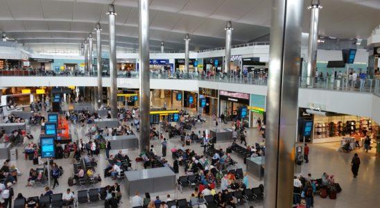 aéroport londres heathrow