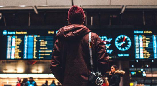 attente aéroport