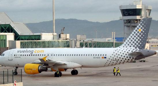 barcelone avion