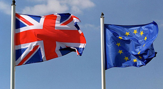 drapeau anglais européen brexit